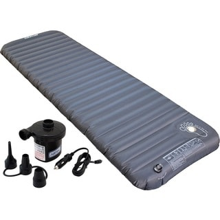 Altimair Frontier Series Outdoor Camping Air Matttress/Mat/Pad and Electric Air Pump AATFV2401DBP
