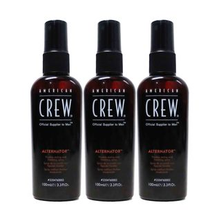 American Crew Alternator Flexible 3.3-ounce Styling and Finishing Spray (Pack of 3)