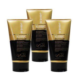 Joico K-Pak Revitaluxe Bio-Advanced 5.1-ounce Restorative Treatment (Pack of 3)