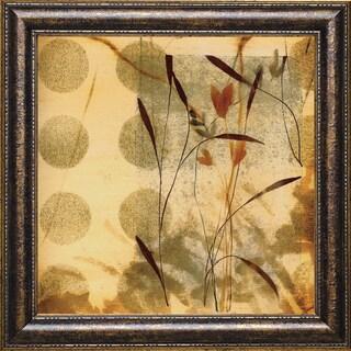 Fernando Leal-Playful Meadow ll, 22 x 22 Framed Art Print