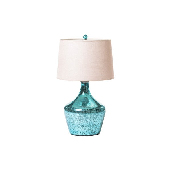 Lisa Table Lamp Turquoise
