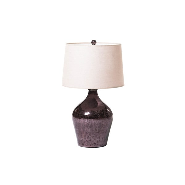 Mongo Table Lamp Purple
