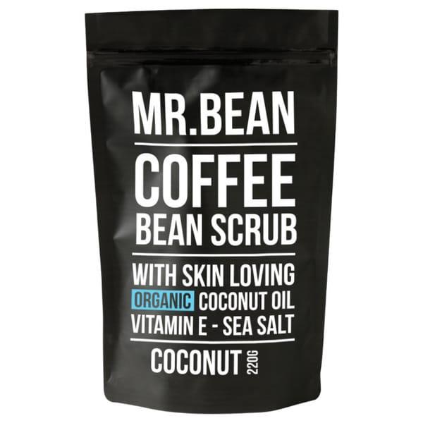 Mr. Bean Man Coffee Bean Scrub