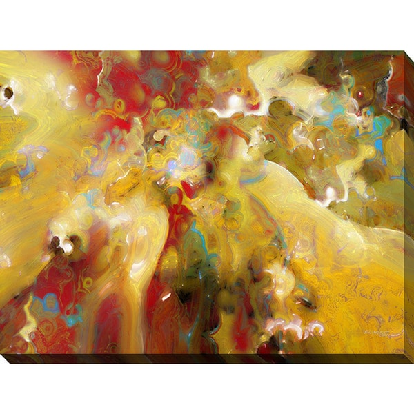 Mark Lawrence 'Repentance' Giclee Print Canvas Wall Art