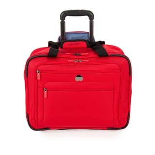 Delsey Helium Sky 2.0 Rolling Carry On Tote Bag