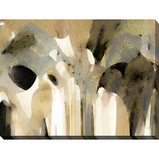 Mark Lawrence 'Angel Speaking To Jacob' Giclee Print Canvas Wall Art