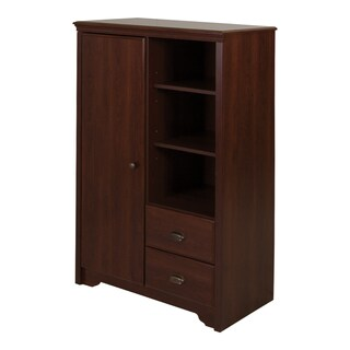 South Shore Fundy Tide Armoire with Drawers