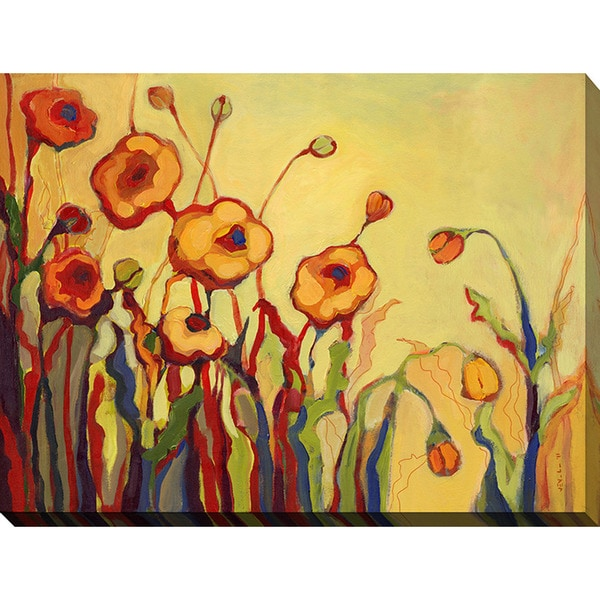 Jennifer Lommers 'The Beckoning' Giclee Print Canvas Wall Art