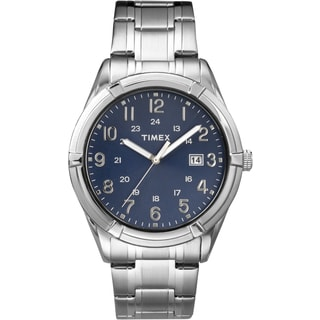 Timex Men's TW2P764009J Easton Avenue Blue Dial Watch