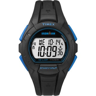 Timex Men's Ironman TW5K939009J Essential 10 lap Full-Size Watch