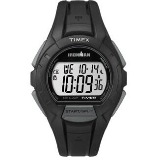 Timex Men's TW5K940009J Ironman Essential 10 lap Full-Size Watch