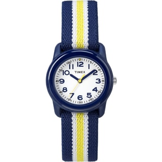 Timex Boys TW7C058009J Nautical Colors Stripe Watch