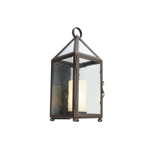 Troy Lighting Hidden Hills 1-light Medium Wall Sconce