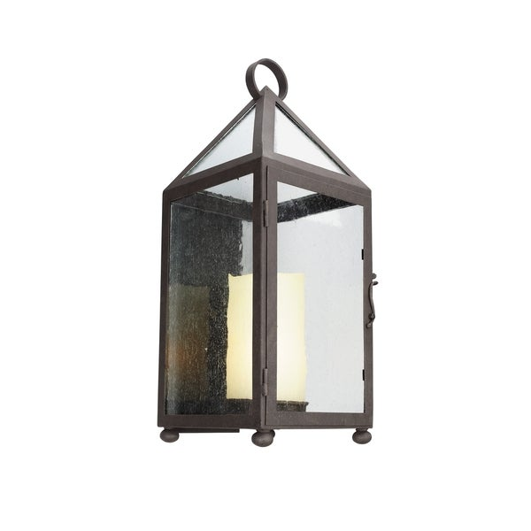 Troy Lighting Hidden Hills 1-light Large Wall Sconce