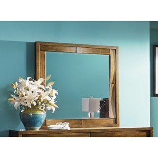 North Shore Contemporary Square Mirror