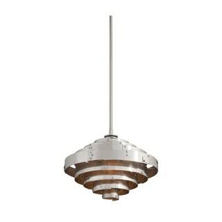 Troy Lighting Mitchel Field 1-light Small Pendant