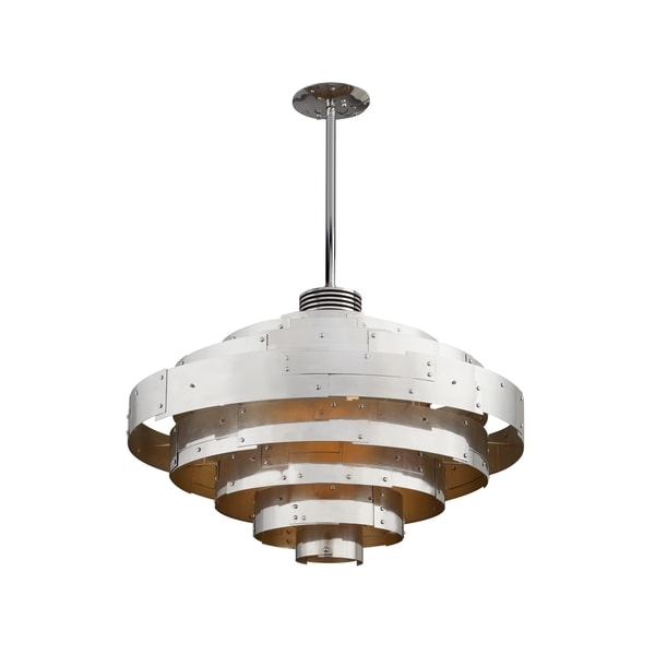 Troy Lighting Mitchel Field 1-light Pendant