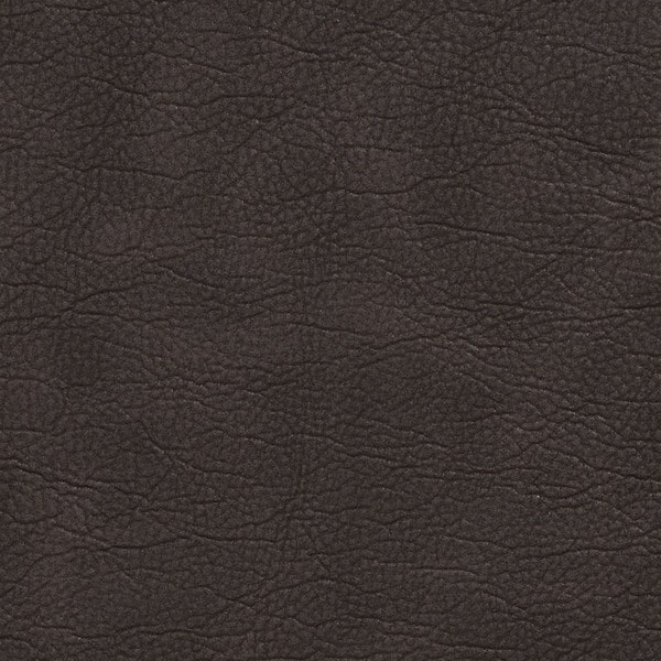 G410 Brown Matte Breathable Leather Look and Feel Upholstery (By The Yard)