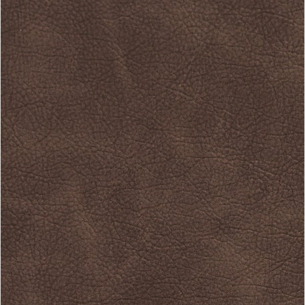 Saddle Matte Distressed Breathable Leather Look and Feel Upholstery (By The Yard)