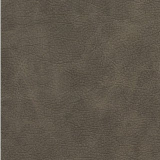 G414 Mushroom Matte Breathable Leather Look and Feel Upholstery (By The Yard)