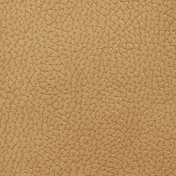 G420 Camel Pebbled Breathable Leather Look and Feel Upholstery (By The Yard)