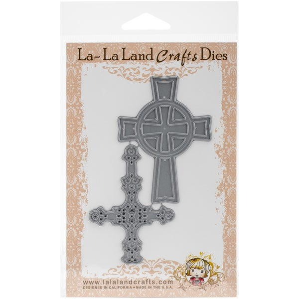 La La Land Dies 2/Pkg Cross Set 1