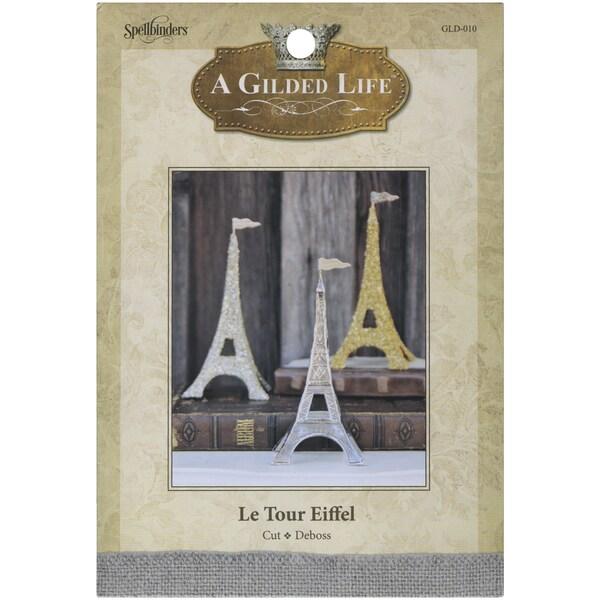 Spellbinders A Gilded Life Die Le Tour Eiffel