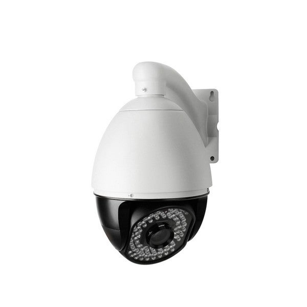 Zmodo 260ft IR Night Vision High Speed Dome PTZ Camera with 22X Zoom