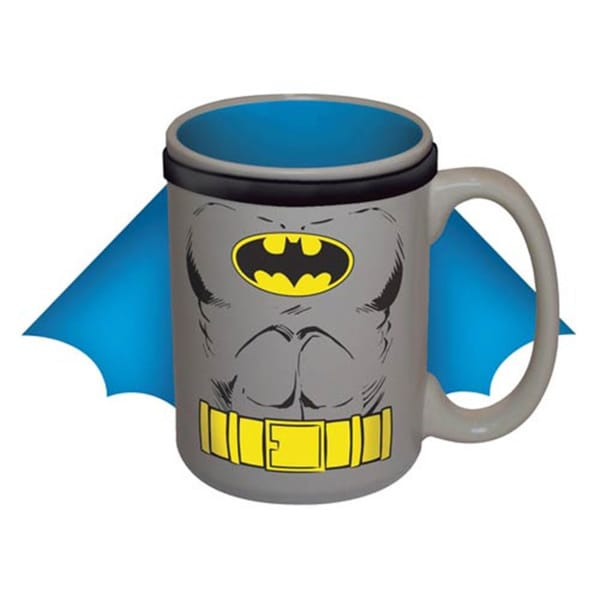DC Comics Batman Caped 15-ounce Coffee Mug