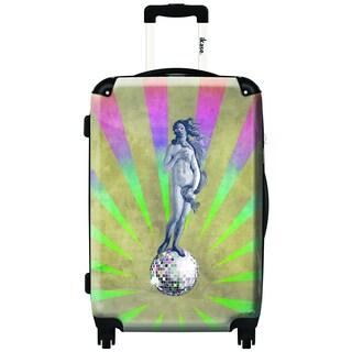 iKase Disco Venus 20-inch Carry On Hardside Spinner Suitcase