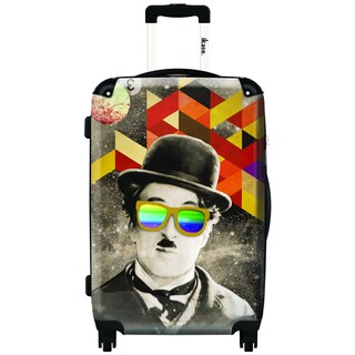iKase Chaplin by ELO 20-inch Carry On Hardside Spinner Suitcase