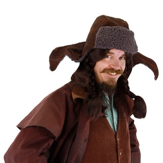 Adult The Hobbit Bofur the Dwarf Hat
