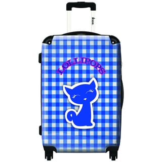 iKase Mignon by Lollipops 20-inch Hardside Carry On Spinner Upright Suitcase