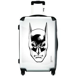 iKase Batman Xerox 24-inch Hardside Spinner Upright Suitcase