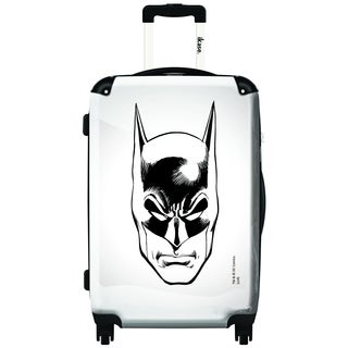 iKase Batman Xerox 24-inch Hardside Spinner Upright Suitcase
