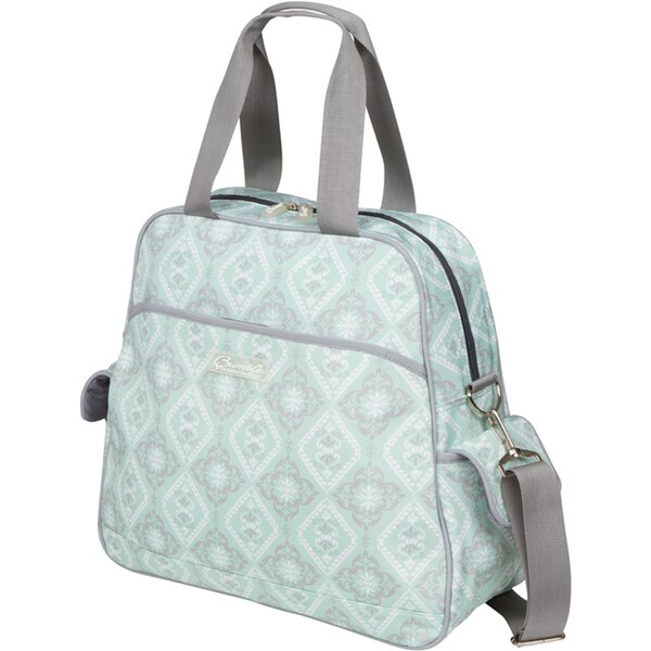 Bumble Collection Brittany Backpack in Majestic Mint