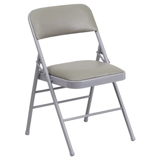 Azalea Grey Folding Chairs