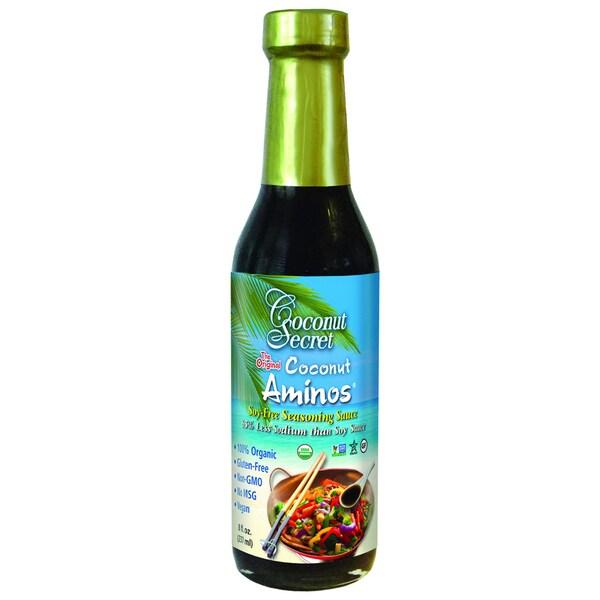 Coconut Secret Bottle (Pack of 2)
