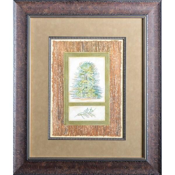 Davies 'Spruce' Framed Print Wall Art