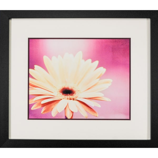 Cochrane 'Peachy Keen' Framed Print Wall Art