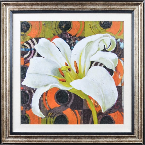 Rasmusson 'Hope and Union' Framed Print Wall Art