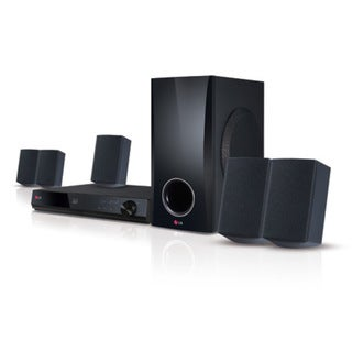 LG BH5140S 500W 5.1 Channel 3D Blu-Ray Home Theater System with LG Smart Apps
