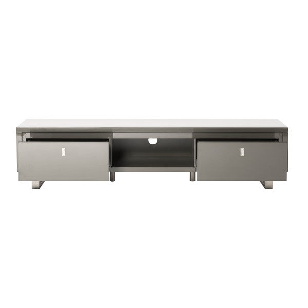 Tv Stand Large Grey