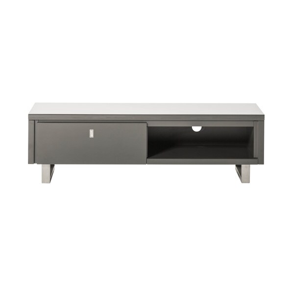 Tv Stand Small Grey