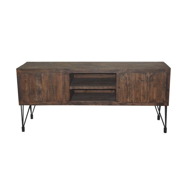 Carina Small Natural Entertainment Unit