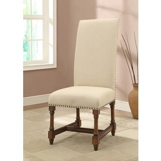 Treasure Trove Accents Franconia Brown Accent Chair