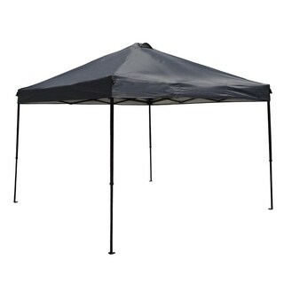 Abba Patio 10 x 10-foot Outdoor Pop Up Portable Shade Tent Instant Canopy