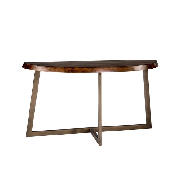Aurelle Home Belvedere Console Table