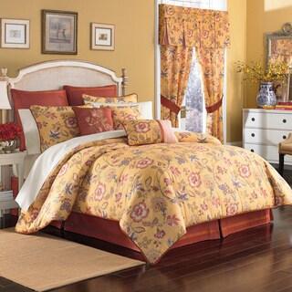 Croscill Home Jardin 4-piece Comforter Set