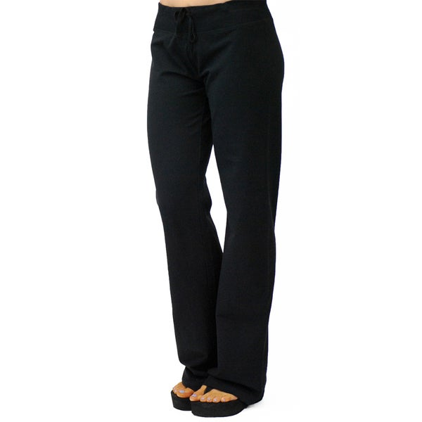 Modal French Terry Pants